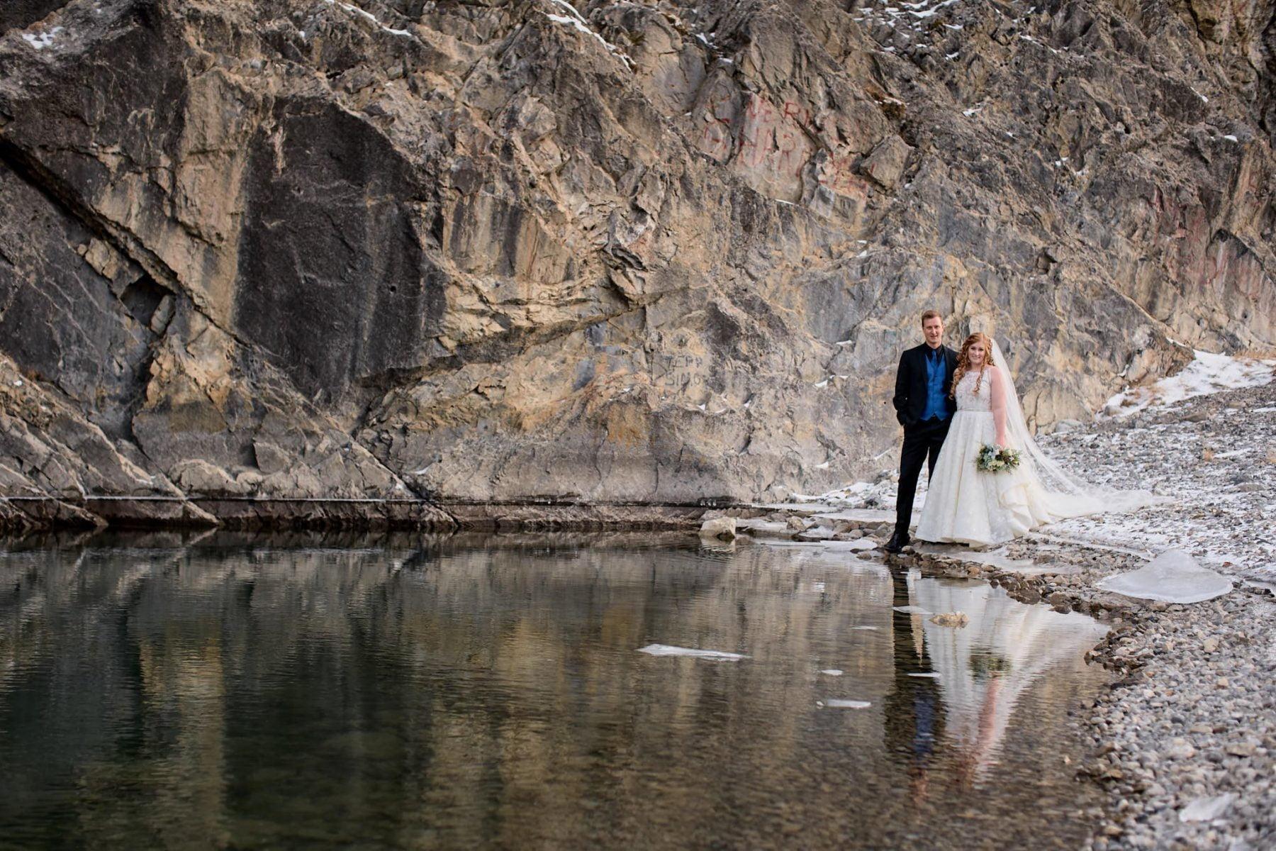 Wedding Photography reflection