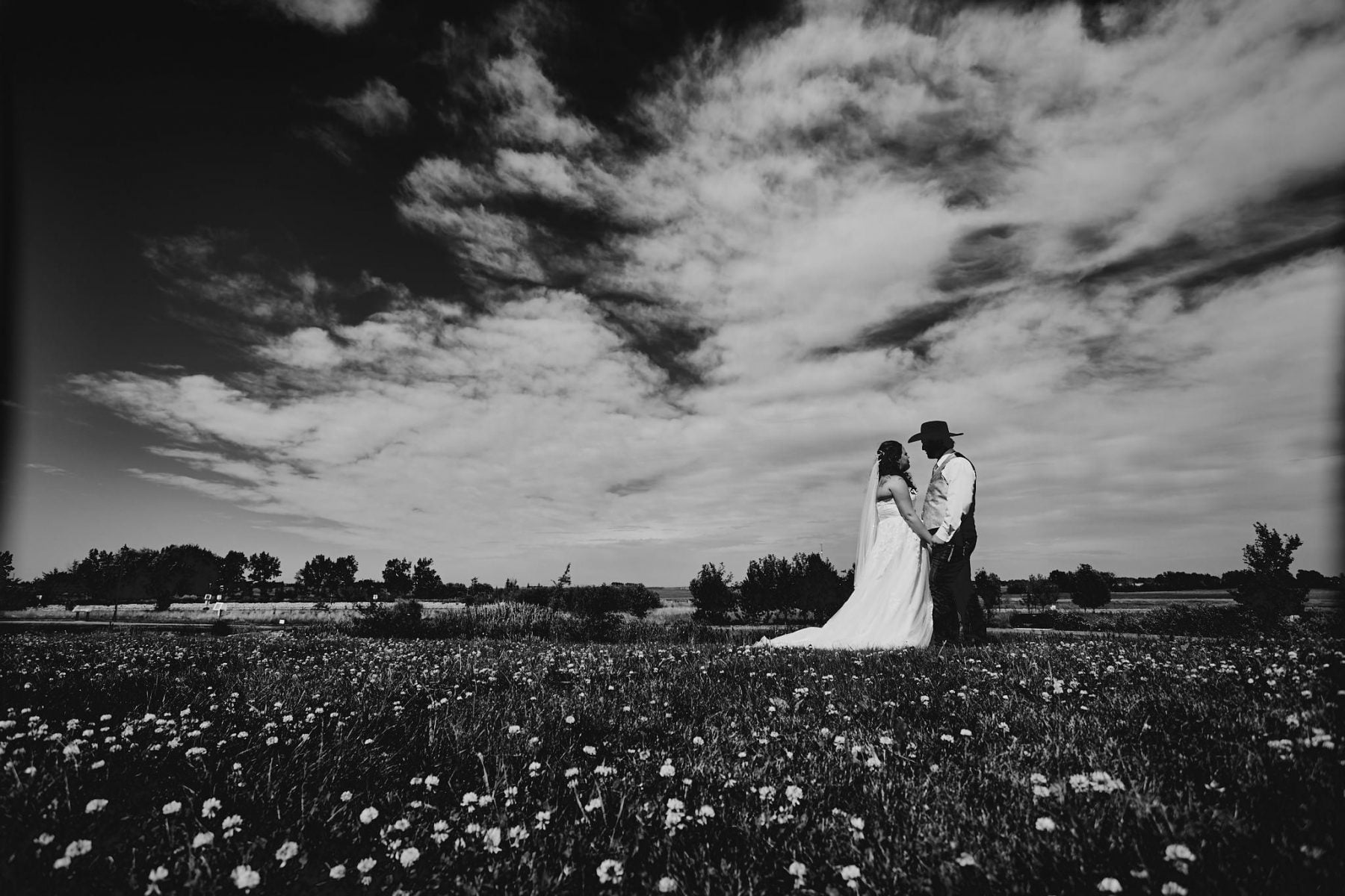 Wedding Photography country alberta rustic