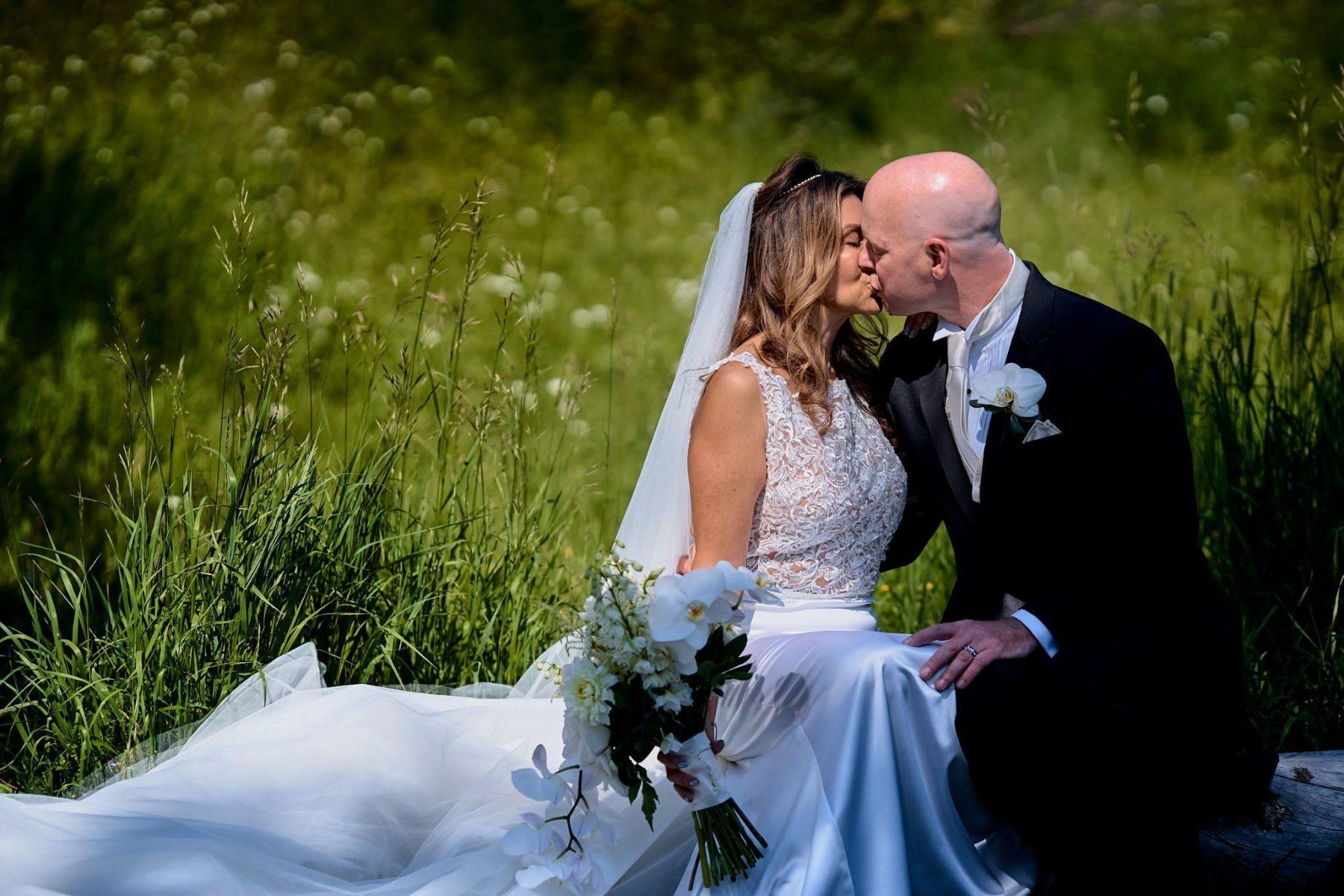 Wedding photography intimate cinematic