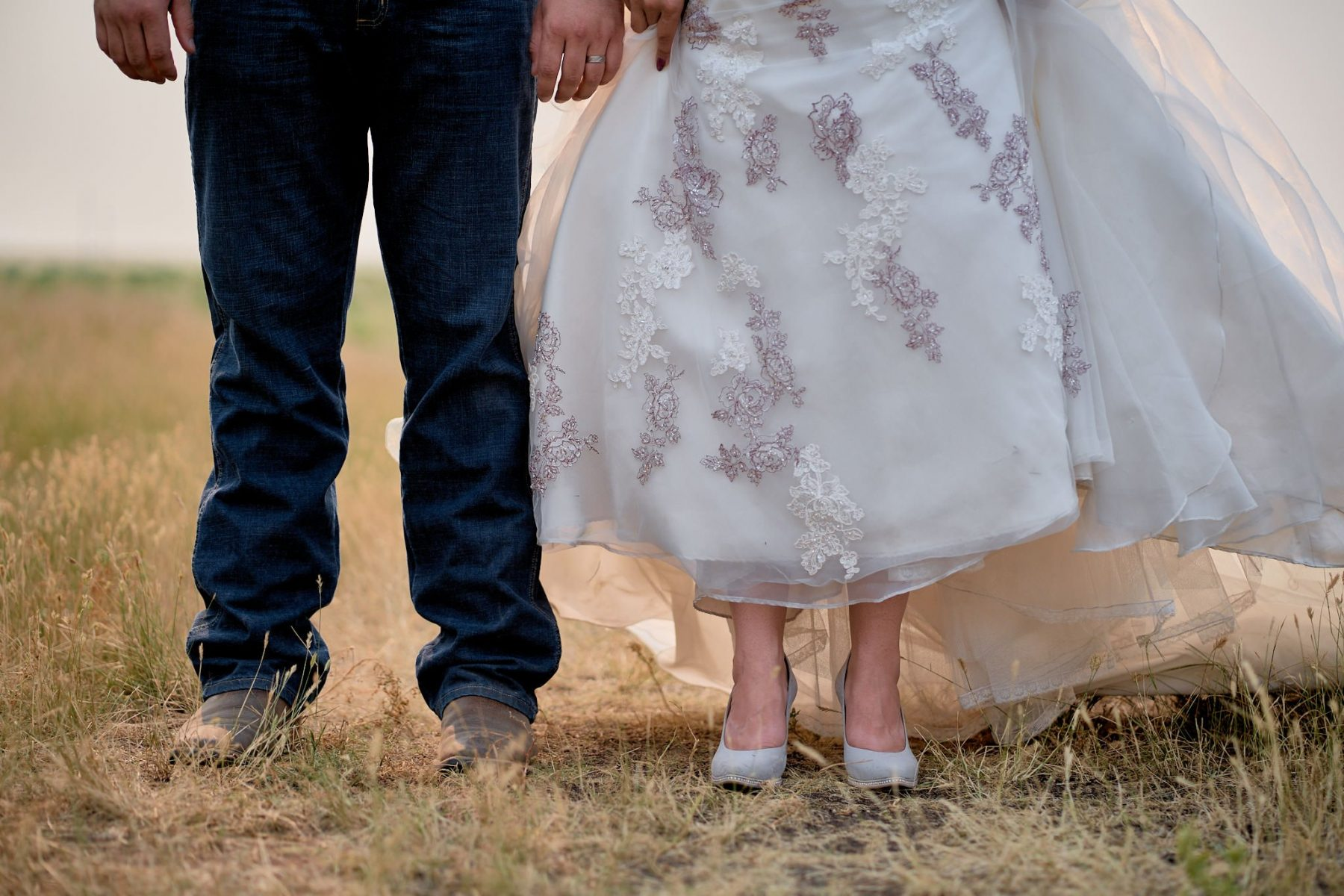 Wedding Photography country rustic boots