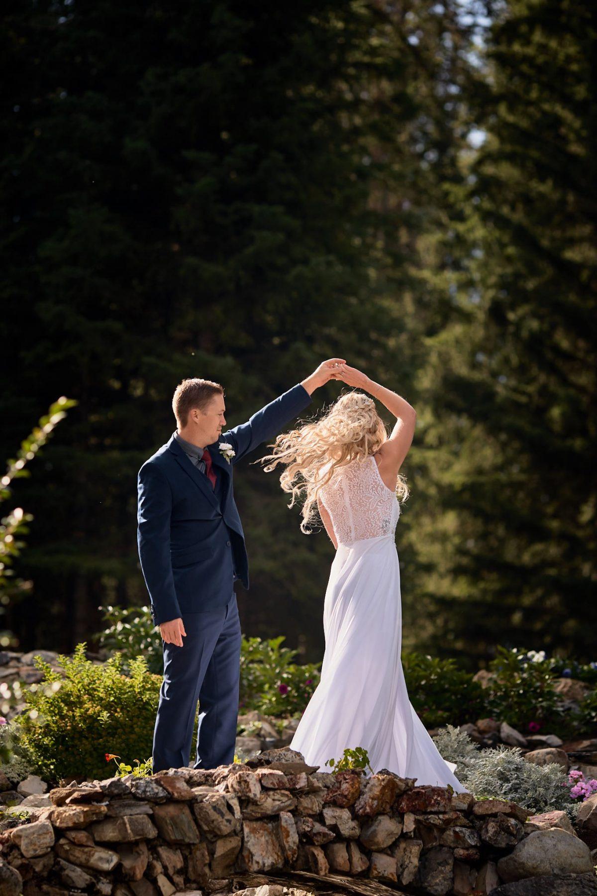 Wedding Photography dancing